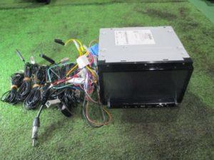 クラリオン NX615 メモリーナビの画像