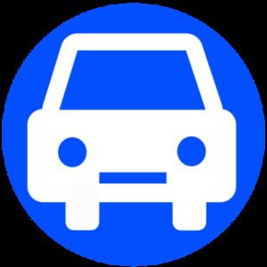 車正面のアイコン